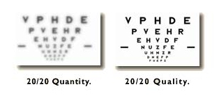 See your clearest with custom LASIK
